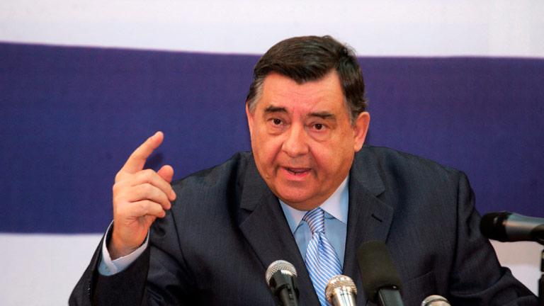 Dimiten media docena de ministros y altos cargos del for Ministros del gobierno