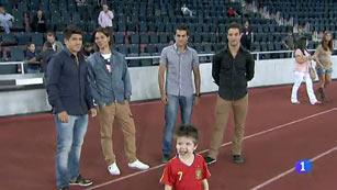 El Dinamo de Tiflis habla español