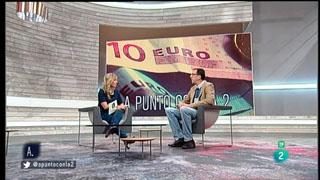 A punto con La 2 - Consumo - El dinero de la lotería