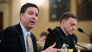 El director del FBI confirma la investigación sobre sobre el papel de Rusia en las elecciones estadounidenses