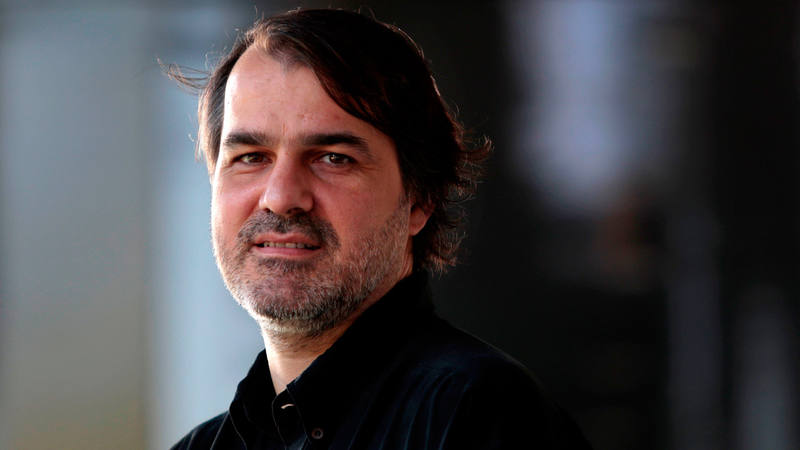 El director húngaro Kornél Mundruczó, director de 'Jupiter's Moon'