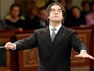 El director de orquesta Riccardo Muti, Premio Príncipe de Asturias de las Artes 2011