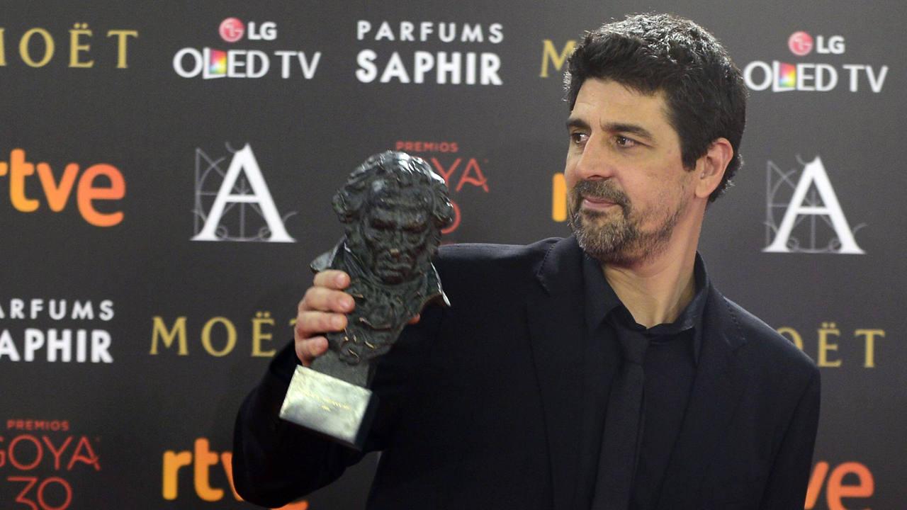 El director de 'Truman' Cesc Gay, premiado con cinco premios Goya