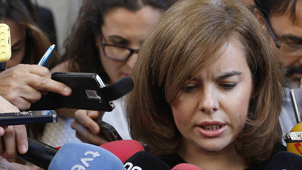 Dirigentes del PP respaldan la labor y gestión de Cospedal como secretaria general tras el 24 M