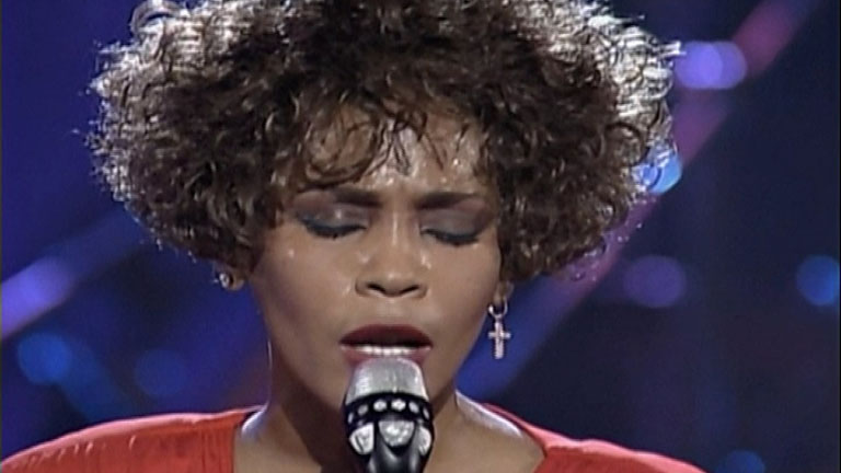 Disco póstumo de Whitney Houston