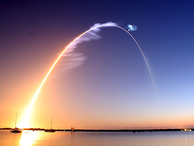 El 'Discovery' rumbo a la ISS