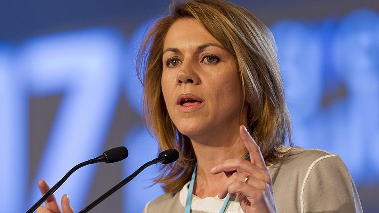 Discurso íntegro de Cospedal en el 17 Congreso del PP