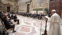 Discurso íntegro del papa a los líderes de la UE