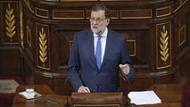 Discurso íntegro de Mariano Rajoy durante la primera jornada del debate de investidura