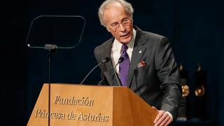 Discurso íntegro de Richard Ford, Premio Princesa de Asturias de las Letras 2016