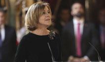 Ir al VideoDiscurso de la ministra de Defensa, María Dolores de Cospedal, en la Pascua Militar de 2017