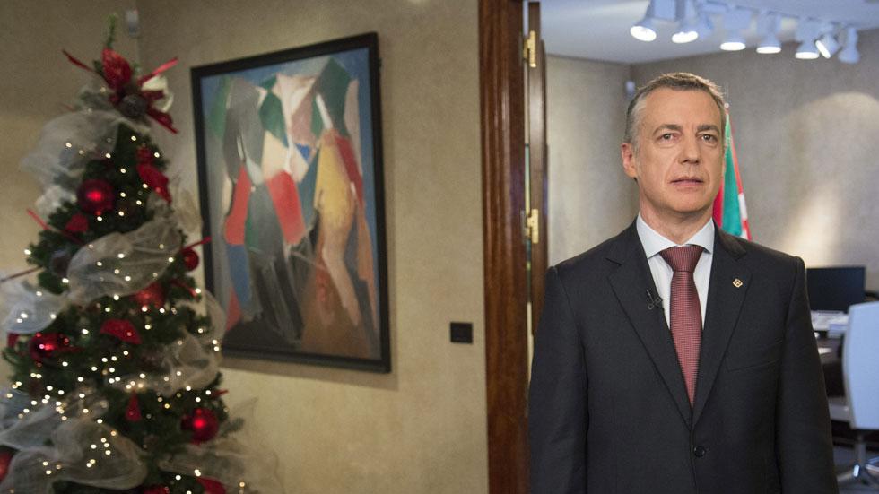 La recuperación económica y la unidad de España centran los mensajes de fin de año de los presidentes autonómicos