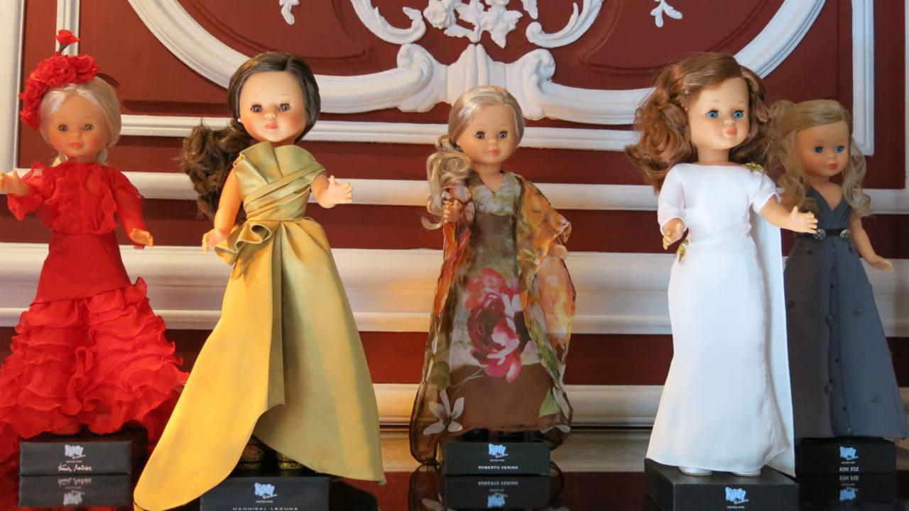 Aparador Colonial ~ Nancy abre su armario a la moda española