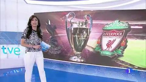 Ir al VideoDispositivo de seguridad de récord para la final de la Champions en Madrid
