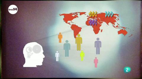 tres14 - Curiosidades científicas - Distinguir personas de otras razas