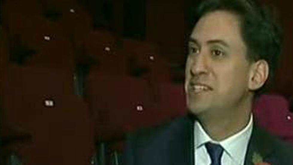 El partido laborista británico cuestiona el liderazgo de Ed Miliband