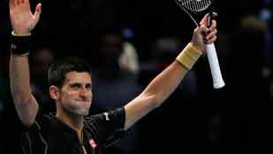 Djokovic arrolla a Cilic