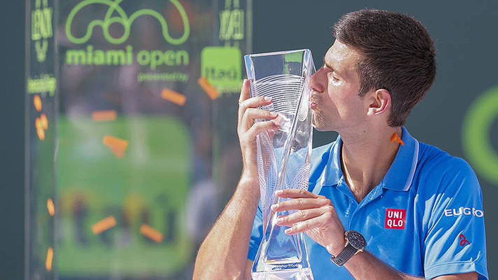 Djokovic y Dibaba, Premios Laureus a los mejores deportistas de 2014