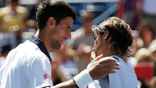 Djokovic elimina a David Ferrer y disputará la final con Andy Murray