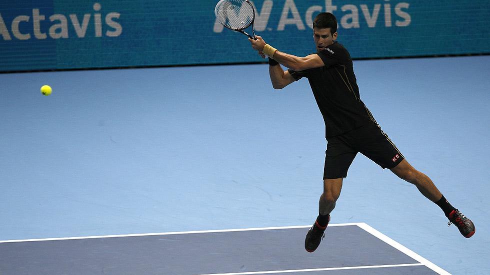 Djokovic fulmina a Wawrinka