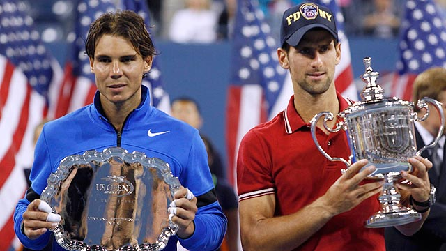 Djokovic gana el US Open a Nadal