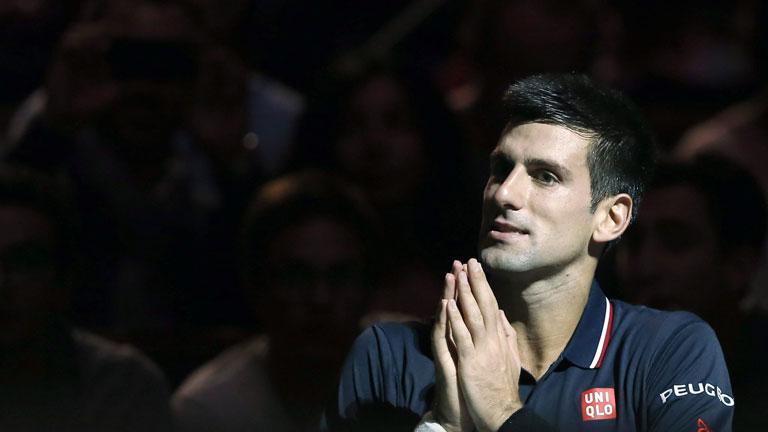 Djokovic-Raonic, el duelo de generaciones en la final de Bercy
