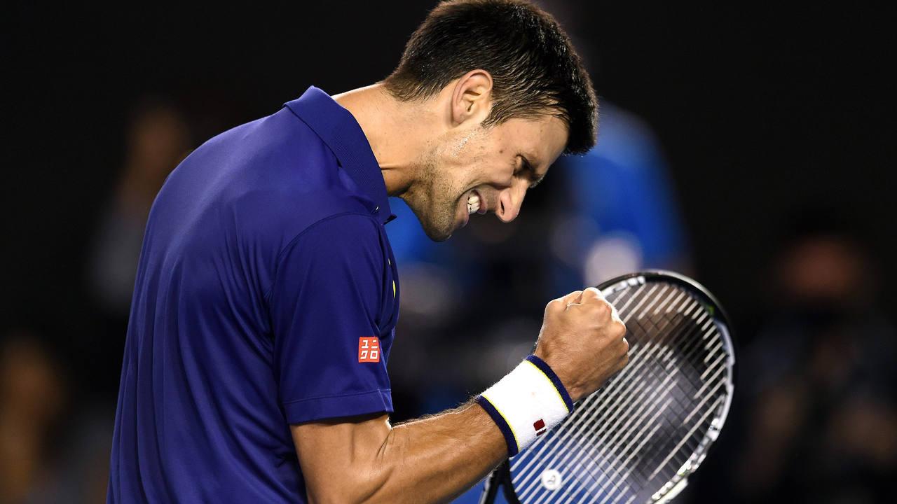 Djokovic vuelve a ganar en Austrlia