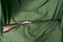 Doble rifle marca Holland & Holland, calibre .375 H&H Magnum