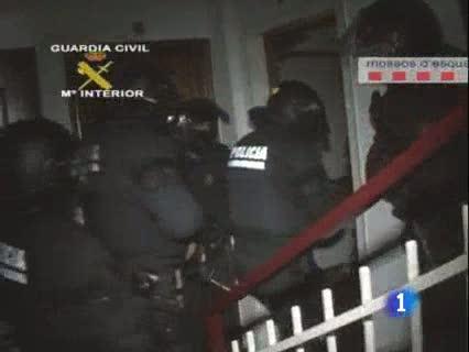 La operación contra la red pedófila 'Protégenos' se salda con 12 detenidos
