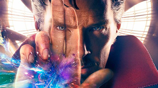 'Doctor Strange' (Doctor Extraño)