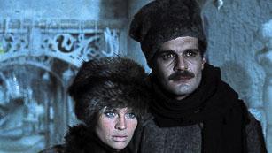 'Doctor Zhivago', este jueves en 'Clásicos de la 1'