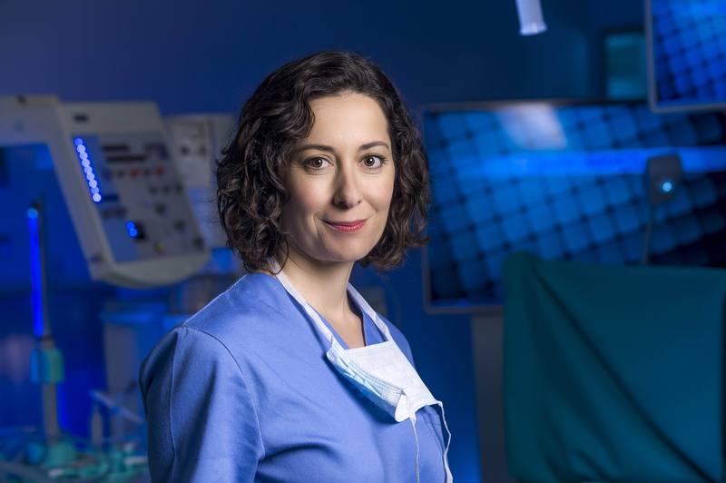 La doctora Soto, personaje al que da vda Elvira Cuadrupani, adquiere más protagonismo en la serie