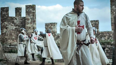 Templarios: Santo Grial