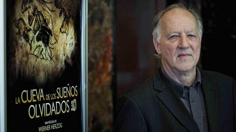 Werner Herzog mezcla 3D con arte rupestre