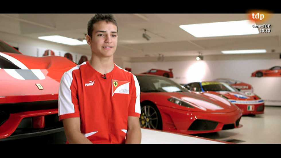 Automovilismo - Documental Alex Palou en la Ferrari Driver Academy