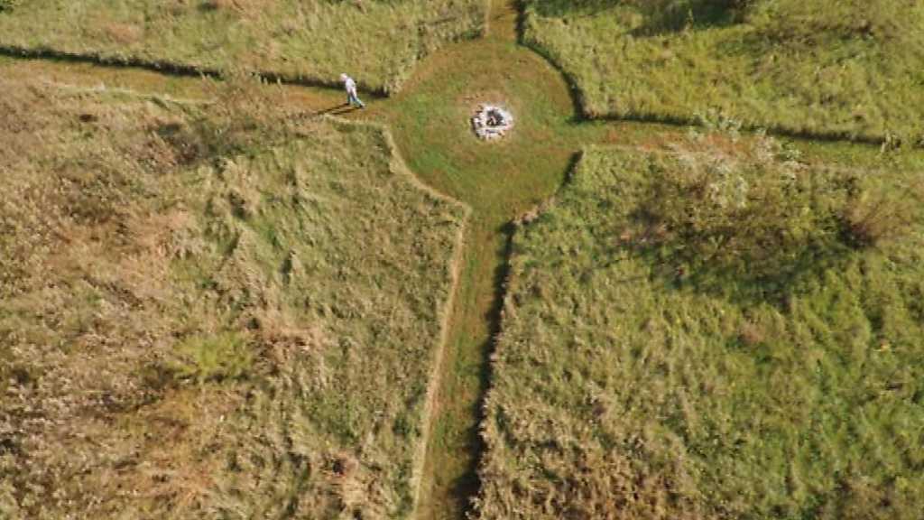 Huellas terrestres vistas desde el cielo (4)