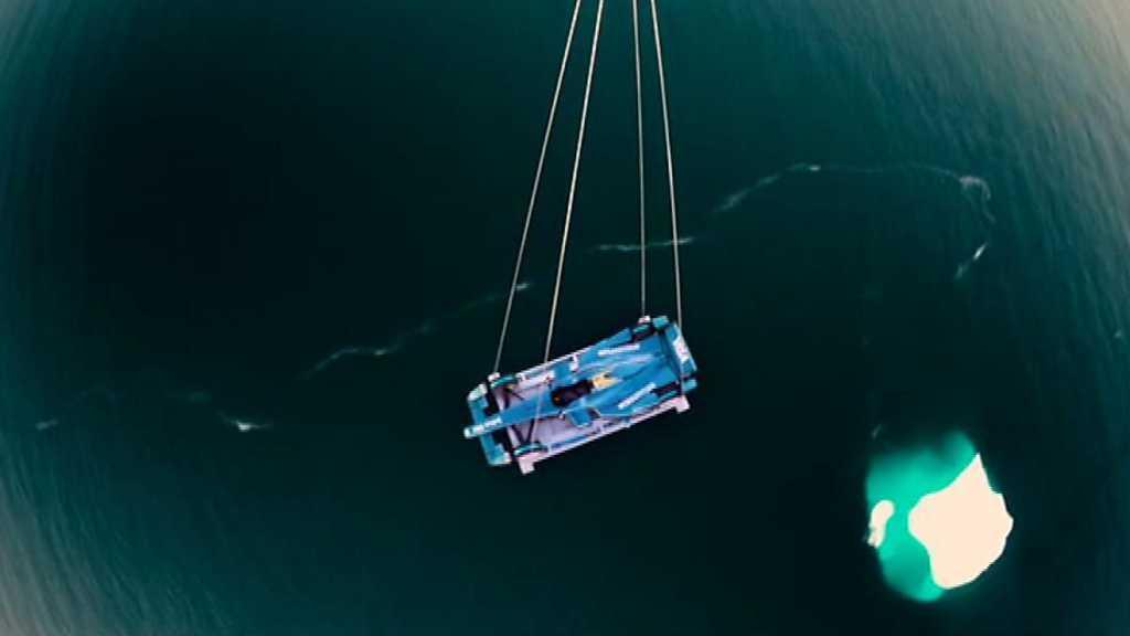 Automovilismo - Documental 'Ice Drive Fórmula E Iceberg'