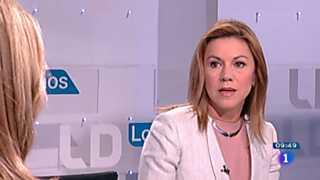 Los desayunos de TVE - Mª Dolores de Cospedal, Presidenta de Castilla-La Mancha