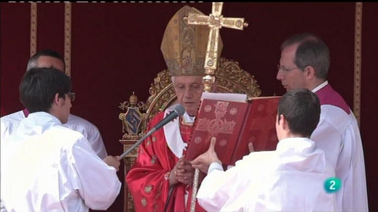 El día del Señor - Domingo de Ramos desde Roma