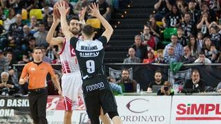 Dominion Bilbao 72-73 CAI Zaragoza