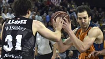 Ir al Video Dominion Bilbao Basket 75 - Valencia Basket 91