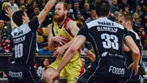 Ir al Video Dominion Bilbao Basket 83-72 Morabanc Andorra