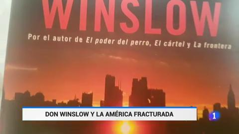 Ir al VideoDon Winslow publica 'Rotos', seis novelas cortas que son un catálogo del crimen