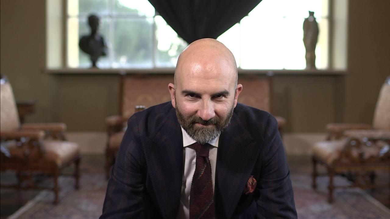 Donato Carrisi, uno de los autores de thrillers más destacados del momento