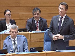 El PSG reprocha a la Xunta las subvenciones al empresario Dorribo