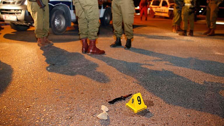 Mueren dos israelíes en sendos ataques presuntamente cometidos por palestinos