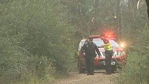 Dos personas mueren al estrellarse la avioneta en la que viajaban en Santiago de Compostela