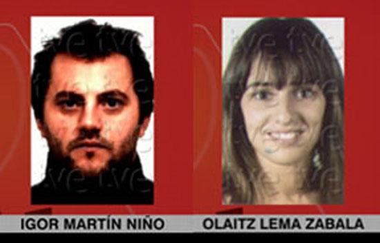 Detienen a dos personas relacionadas con la operación contra ETA de la semana pasada