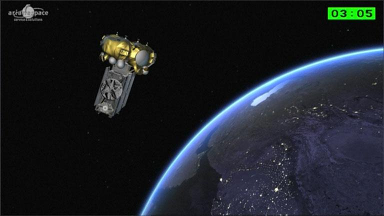 El Centro Espacial de Francia reconoce que los dos primeros satélites del Galileo no servirán para este sistema de navegación vía satélite