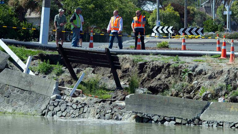 Dos terremotos de magnitud 5,8 desatan el pánico en Nueva Zelanda